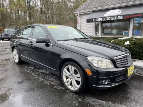 2010 Mercedes-Benz C-Class for sale at Clear Auto Sales 2 in Dartmouth MA