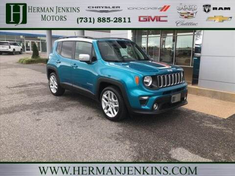 2021 Jeep Renegade for sale at CAR MART in Union City TN