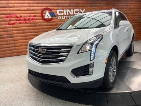 2019 Cadillac XT5 for sale at Dixie Motors in Fairfield OH