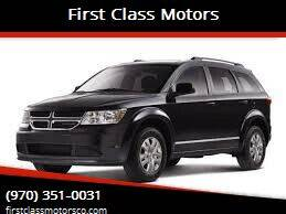 2012 Dodge Journey for sale at First Class Motors in Greeley CO