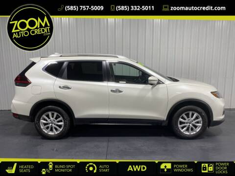 2018 Nissan Rogue for sale at ZoomAutoCredit.com in Elba NY