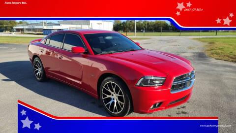 2012 Dodge Charger for sale at Auto Empire Inc. in Murfreesboro TN