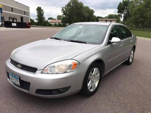 2007 Chevrolet Impala for sale at Angies Auto Sales LLC in Newport MN