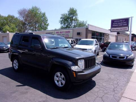 2011 Jeep Liberty for sale at Gregory J Auto Sales in Roseville MI