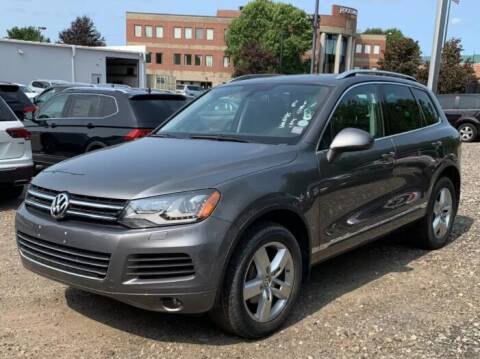 2014 Volkswagen Touareg for sale at Bluesky Auto in Bound Brook NJ