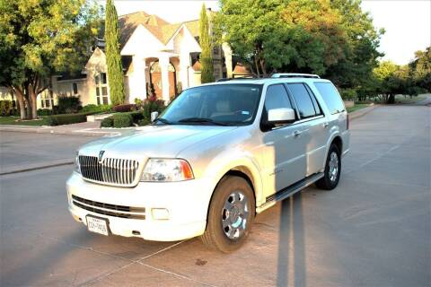 2006 Lincoln Navigator for sale at WF AUTOMALL in Wichita Falls TX