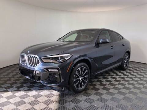 2021 BMW X6 for sale at BMW of Schererville in Shererville IN