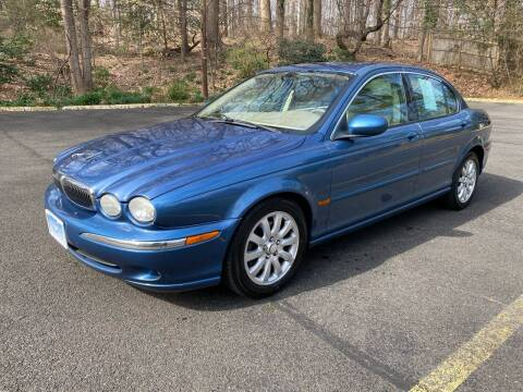 2002 Jaguar X-Type for sale at Car World Inc in Arlington VA