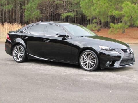 2015 Lexus IS 250 for sale at Hometown Auto Sales - Cars in Jasper AL