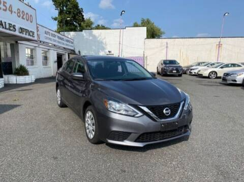 2018 Nissan Sentra for sale at Bay Motors Inc in Baltimore MD