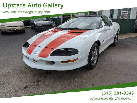 1997 Chevrolet Camaro for sale at Upstate Auto Gallery in Westmoreland NY