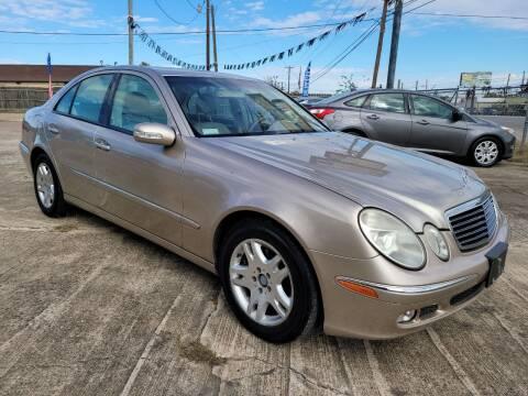 2004 Mercedes-Benz E-Class for sale at AI MOTORS LLC in Killeen TX