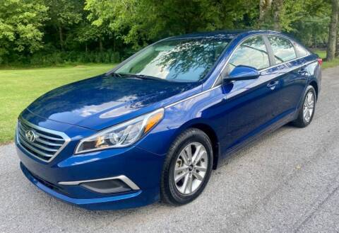 2017 Hyundai Sonata for sale at G T Auto Group in Goodlettsville TN