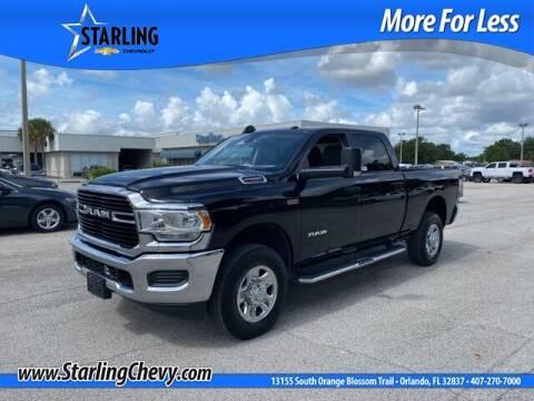2020 RAM Ram Pickup 2500 for sale at Pedro @ Starling Chevrolet in Orlando FL