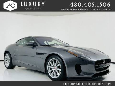 2018 Jaguar F-TYPE for sale at Luxury Auto Collection in Scottsdale AZ