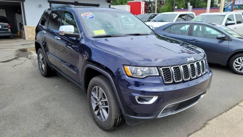 2017 Jeep Grand Cherokee for sale in Everett, MA