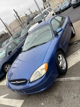 2003 Ford Taurus for sale at GM Automotive Group in Philadelphia PA