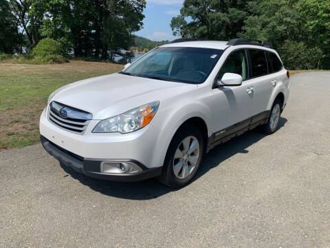 2010 Subaru Outback for sale at Elite Pre-Owned Auto in Peabody MA