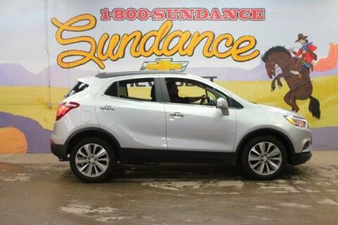 2019 Buick Encore for sale at Sundance Chevrolet in Grand Ledge MI