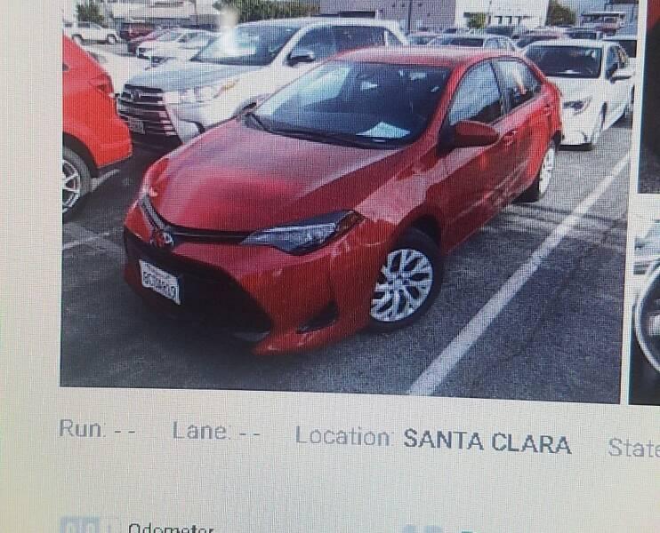 2018 Toyota Corolla for sale at AUTO BROKER CENTER in Lolo MT