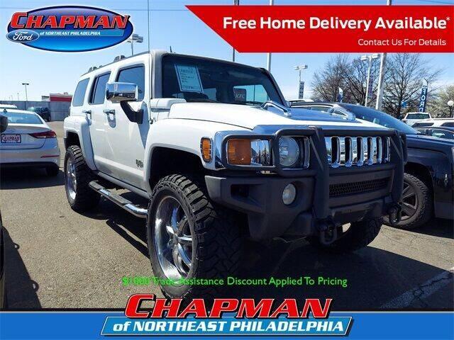 2006 HUMMER H3 for sale at CHAPMAN FORD NORTHEAST PHILADELPHIA in Philadelphia PA
