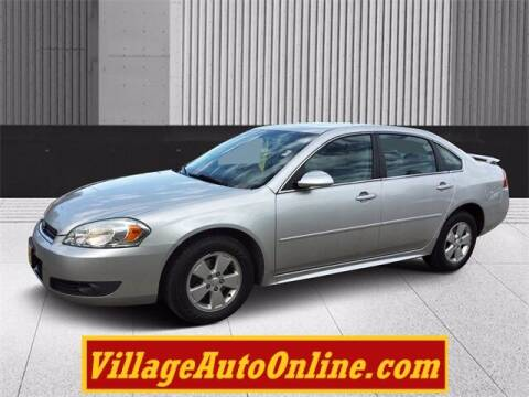 2010 Chevrolet Impala for sale at Village Auto in Green Bay WI