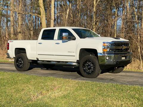 2019 Chevrolet Silverado 2500HD for sale at CMC AUTOMOTIVE in Roann IN