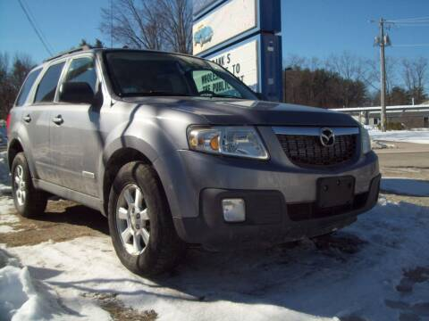 2008 Mazda Tribute for sale at Frank Coffey in Milford NH