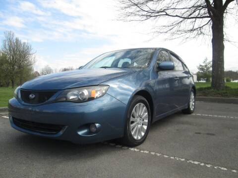 2008 Subaru Impreza for sale at Unique Auto Brokers in Kingsport TN
