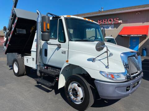 2007 International DuraStar 4300 for sale at Dorn Brothers Truck and Auto Sales in Salem OR