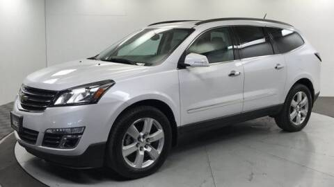 2016 Chevrolet Traverse for sale at Stephen Wade Pre-Owned Supercenter in Saint George UT
