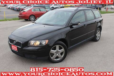 2006 Volvo V50 for sale at Your Choice Autos - Joliet in Joliet IL