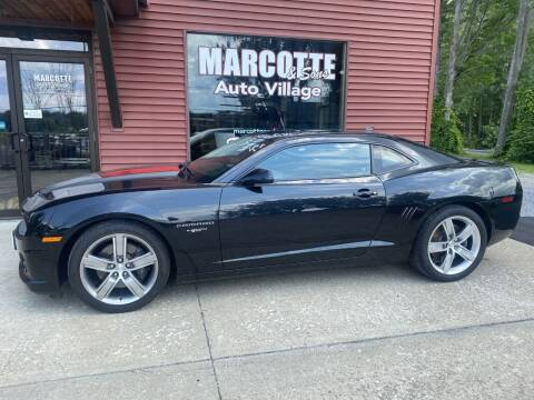 2012 Chevrolet Camaro for sale at Marcotte & Sons Auto Village in North Ferrisburgh VT