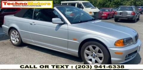 2000 BMW 3 Series for sale at Techno Motors in Danbury CT