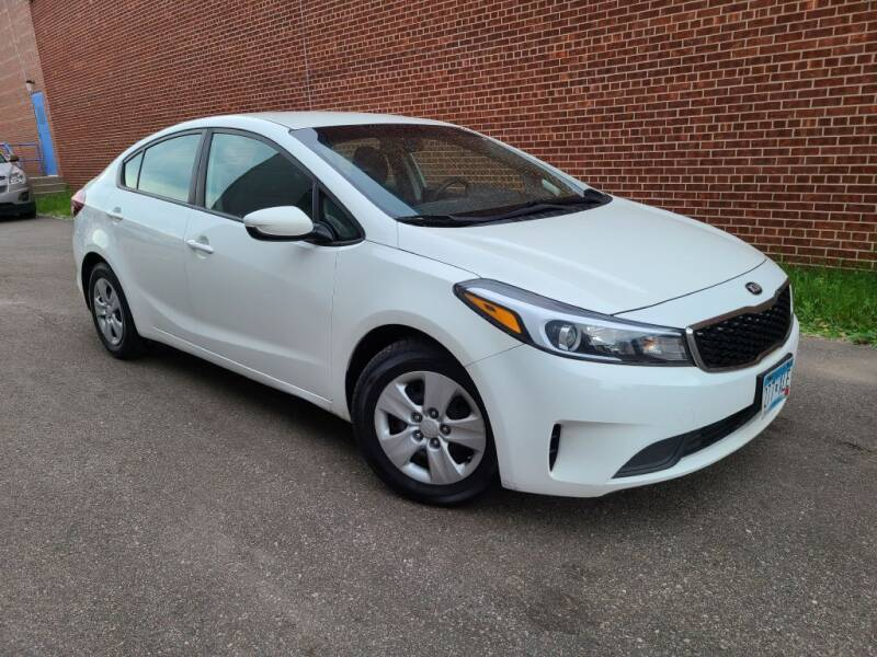 2017 Kia Forte for sale at Minnesota Auto Sales in Golden Valley MN