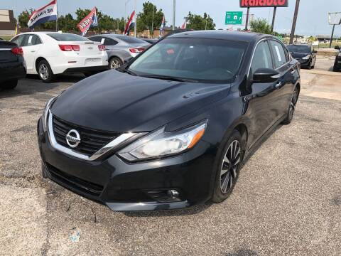 2018 Nissan Altima for sale at Ital Auto in Oklahoma City OK