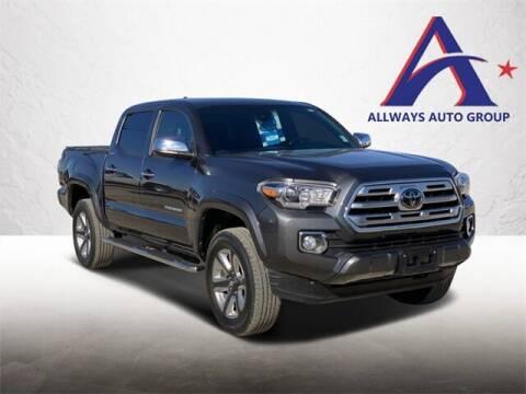 2018 Toyota Tacoma for sale at ATASCOSA CHRYSLER DODGE JEEP RAM in Pleasanton TX