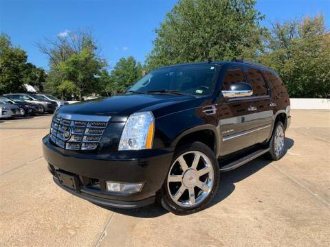 2012 Cadillac Escalade for sale at Crown Auto Group in Falls Church VA