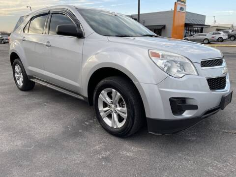 2015 Chevrolet Equinox for sale at Lipscomb Powersports in Wichita Falls TX
