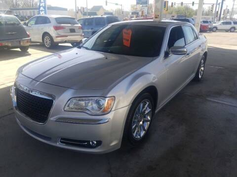 2012 Chrysler 300 for sale at Springfield Select Autos in Springfield IL
