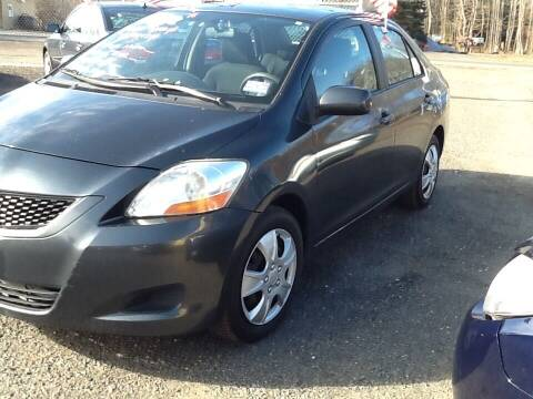 2010 Toyota Yaris for sale at Lance Motors in Monroe Township NJ