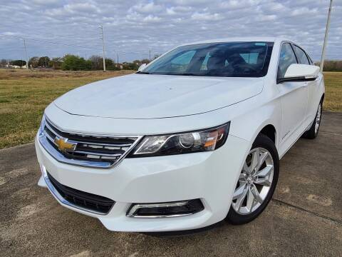 2019 Chevrolet Impala for sale at Laguna Niguel in Rosenberg TX