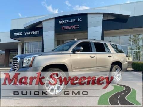 2018 GMC Yukon for sale at Mark Sweeney Buick GMC in Cincinnati OH