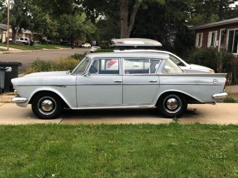 1960 AMC Rambler for sale at Classic Car Deals in Cadillac MI