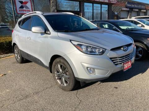 2015 Hyundai Tucson for sale at AutoCredit SuperStore in Lowell MA