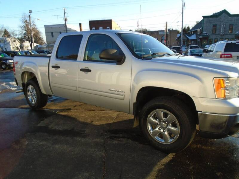 2012 GMC Sierra 1500 for sale at NORTHLAND AUTO SALES in Dale WI