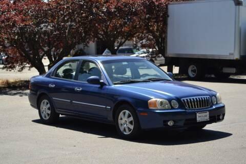 2003 Kia Optima for sale at Skyline Motors Auto Sales in Tacoma WA