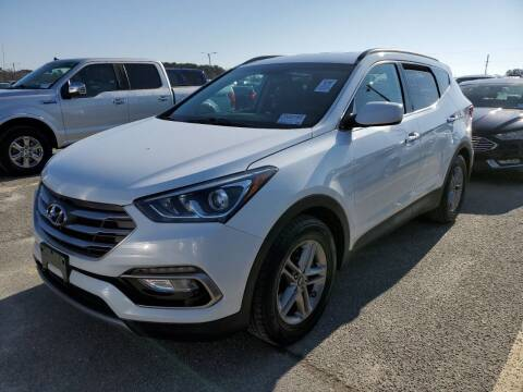 2017 Hyundai Santa Fe Sport for sale at Drive 1 Auto Sales in Wake Forest NC