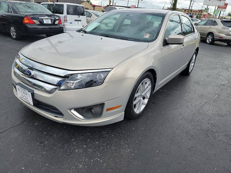 2010 Ford Fusion for sale in Nashville, TN