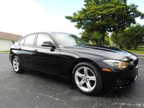 2013 BMW 3 Series for sale at SUPER DEAL MOTORS 441 in Hollywood FL